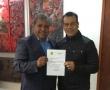 Oficializan a  Juan Zepeda como coordinador del PRD en Congreso del Edomex