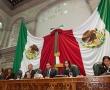 Comparecerán ante el Congreso local siete funcionarios para la Glosa del V Informe de Eruviel
