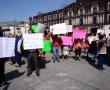 Ahora en Ocoyoacac, exigen indemnización por proyecto del Tren Interurbano México-Toluca