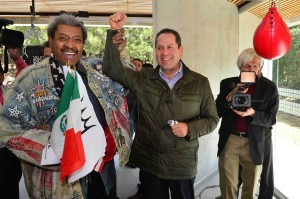 Don king y Eruviel