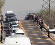 Diseña Ecatepec plan vial para la visita del Papa; contempla cortes a la circulación