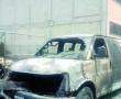 Queman camioneta de diputado federal priísta en Cuautitlán Izcalli