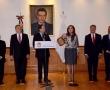 Ana Lilia Herrera rinde protesta como secretaria de Educación