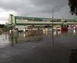 Inundaciones en Cuautitlán Izcalli e Ixtapaluca por la tormenta de este lunes