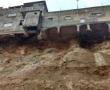 Desalojan viviendas y clausuran plaza comercial por temor a derrumbe