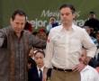 Abuchean a Aurelio Nuño en Ecatepec; éste cancela su discurso