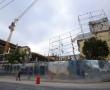 Se derrumba fachada de ex Harinera de Toluca; esperan decisión del INAH