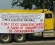 Exigen que gobierno del Edomex intervenga ante bloqueo en mina de Zacazonapan; empleos en riesgo