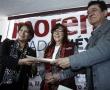 Se registra Delfina Gómez como aspirante a la candidatura de Morena a la Gubernatura del Edomex
