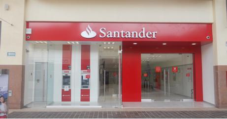Roban con violencia sucursal de santander en metepec es for Oficinas banco santander las palmas