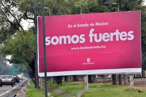ESPECTACULARES EN PASEO TOLLOCAN SOMOS FUERTES