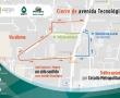 Cerrarán Avenida Tecnológico, del 30 de junio al 7 de julio, en Metepec por obra hidráulica