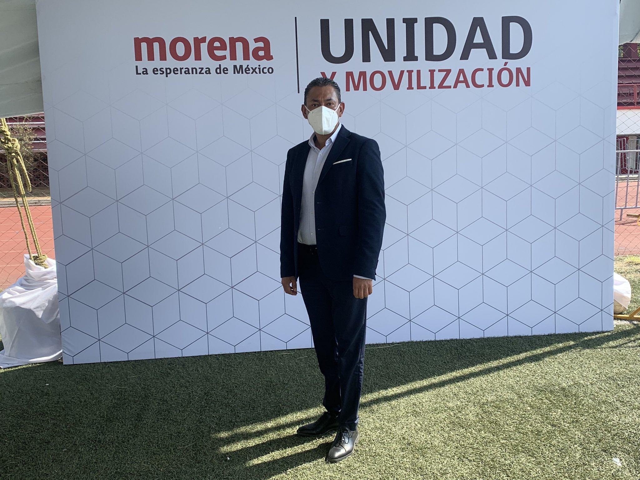 César Agustín Hernández. Chimalhuacán.