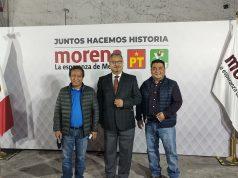 PT Estado de México.